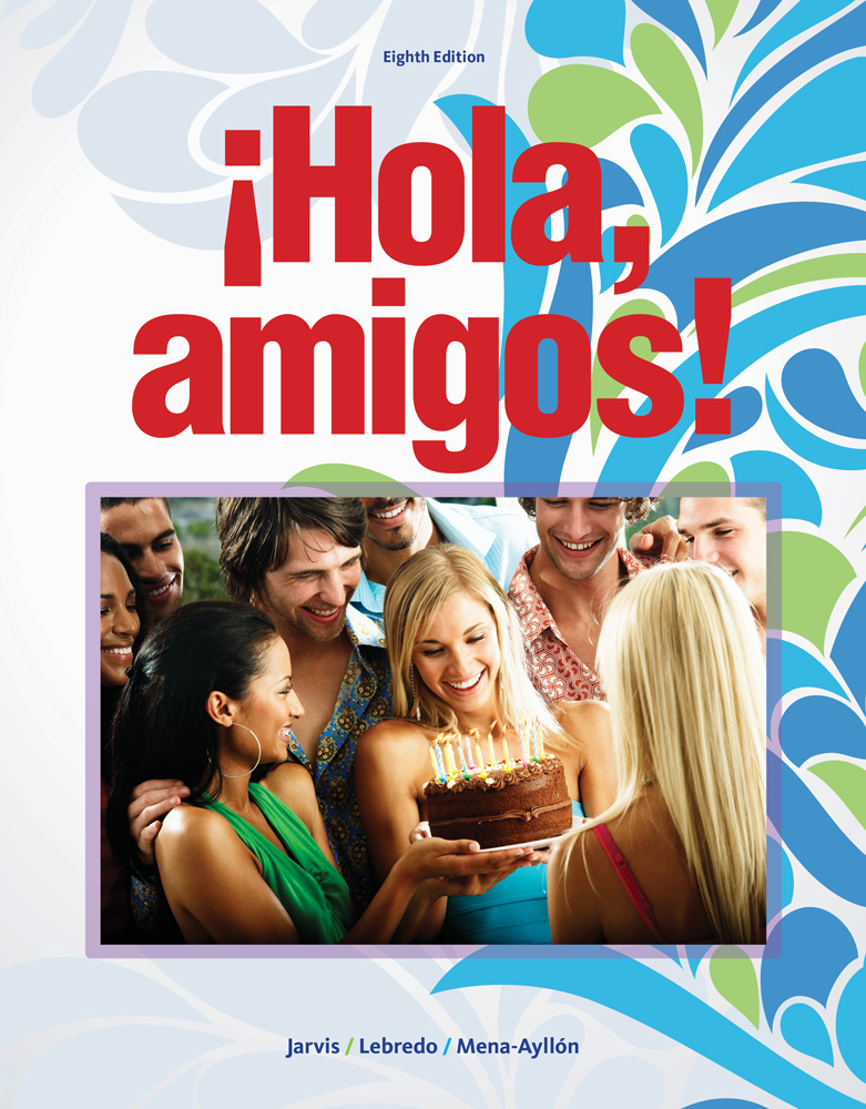 ¡Hola, amigos! - 9781133952213
