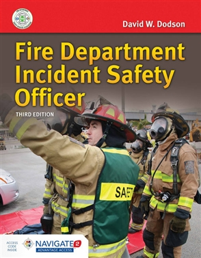 Fire Department Incident Safety Officer (Includes Navigate 2 Advantage Access) - 9781284041958