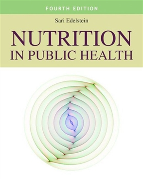 Nutrition in Public Health - 9781284104691