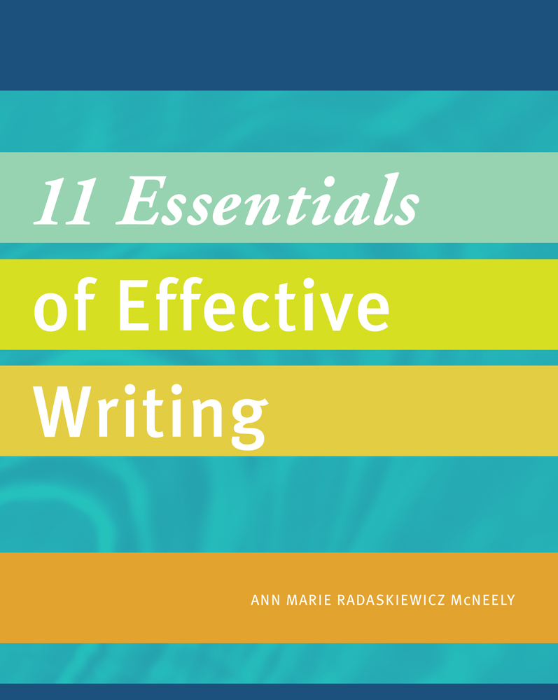 11 Essentials of Effective Writing - 9781285092751