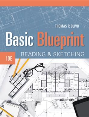 Basic blueprint reading and sketching buy textbook thomas olivo basic blueprint reading and sketching malvernweather Choice Image