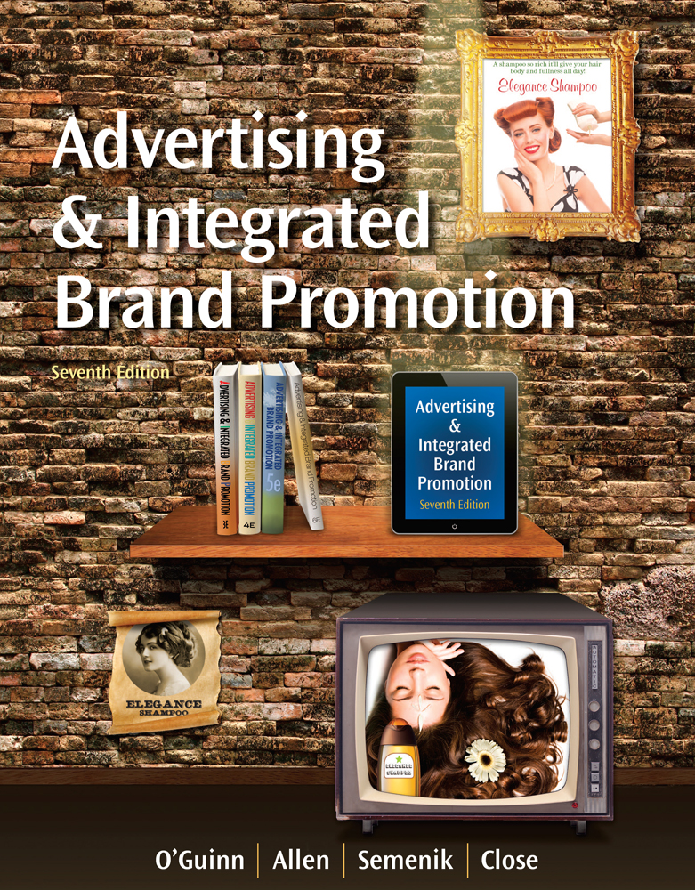 Advertising and Integrated Brand Promotion - 9781285187815