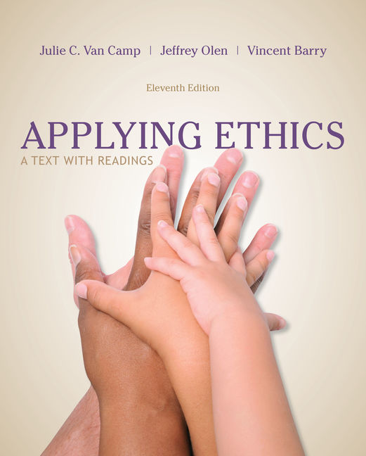 Applying Ethics: A Text with Readings - 9781285196770
