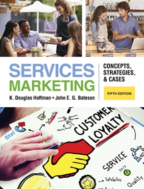 Services Marketing: Concepts, Strategies, & Cases - 9781285429786