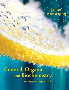 General organic and biochemistry buy textbook james armstrong general organic and biochemistry an applied approach fandeluxe Image collections