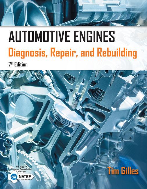 Automotive Engines - 9781285441740