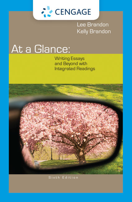 At a Glance: Writing Essays and Beyond - 9781285444642