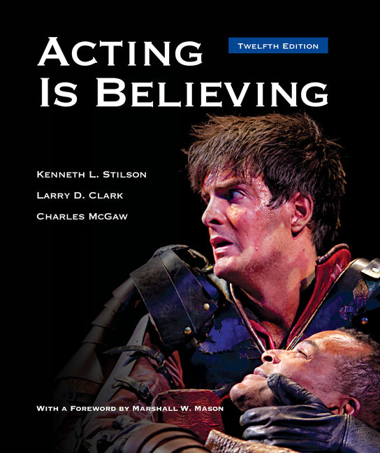 Acting is Believing - 9781285465050