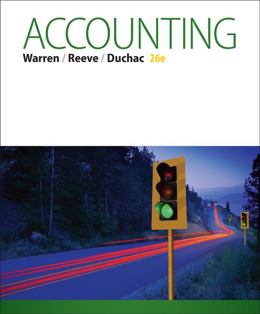 Accounting - 9781285743615