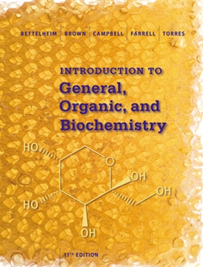 Introduction to general organic and biochemistry buy textbook introduction to general organic and biochemistry fandeluxe Images