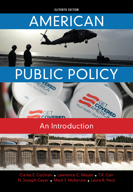 American Public Policy: An Introduction - 9781285869773