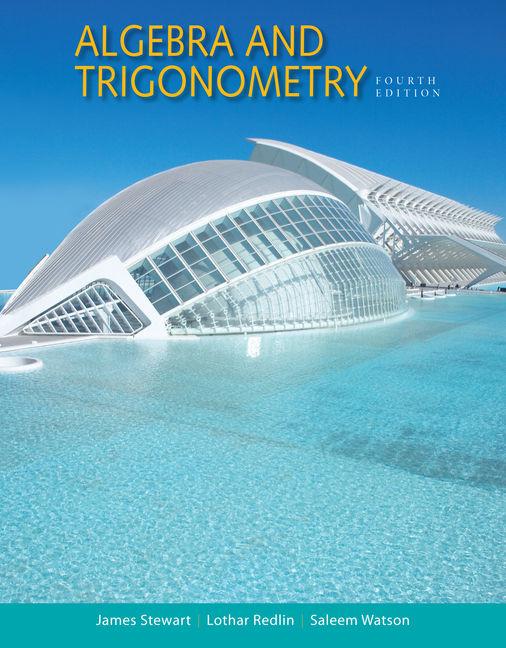 Algebra and Trigonometry - 9781305071742