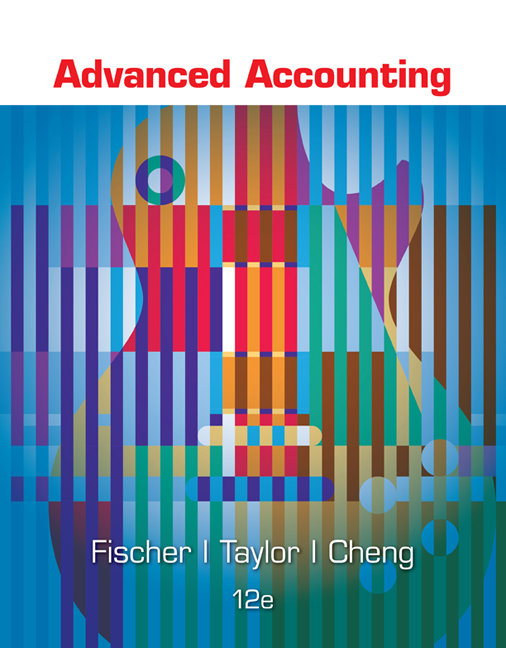 Advanced Accounting - 9781305084858