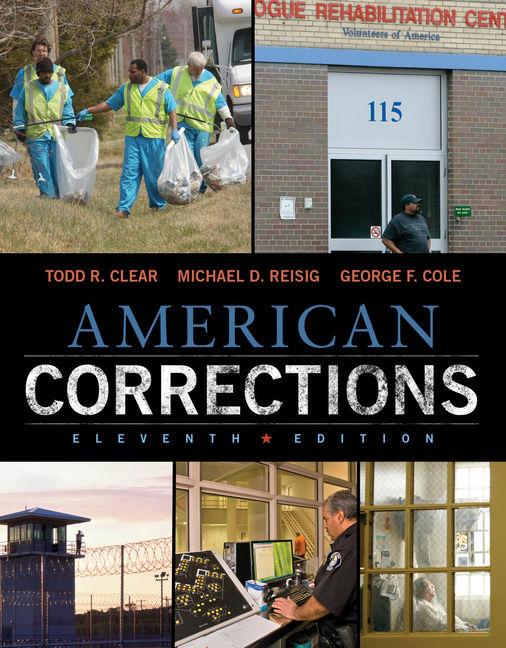 American Corrections - 9781305093300