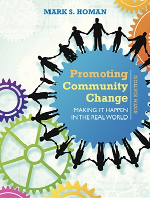 promoting community change making it happen in the real world buy