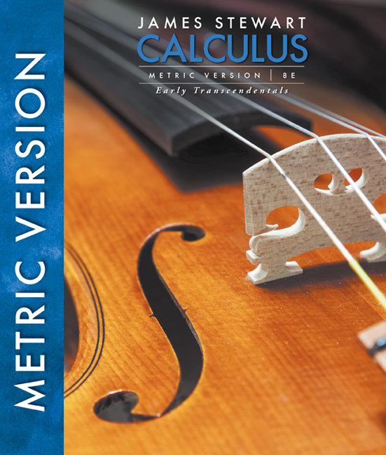 Calculus Early Transcendentals International Metric Edition Buy