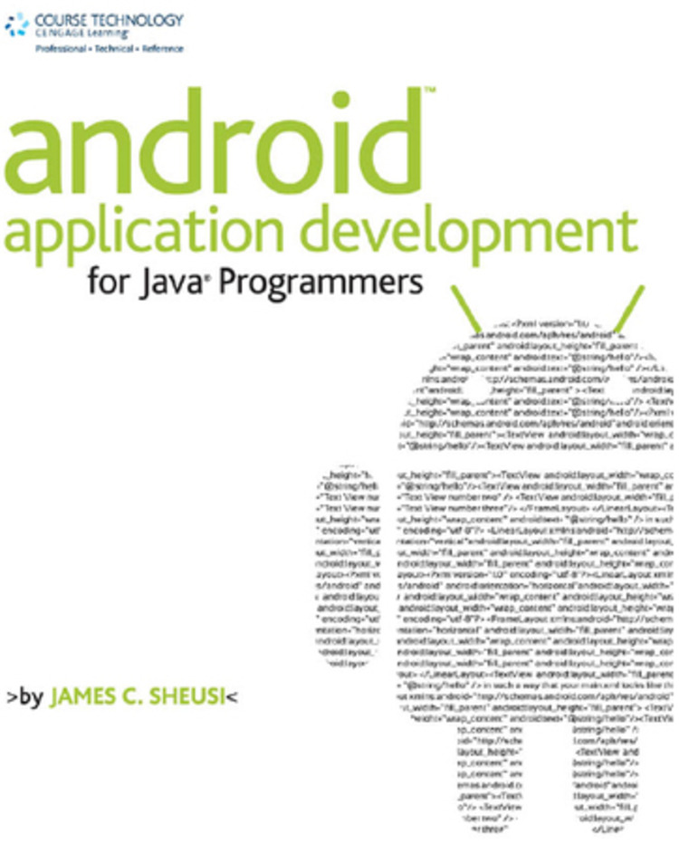 Android Application Development for Java Programmers - 9781305380592