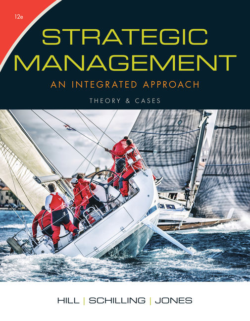 Strategic Management Theory Cases Buy Textbook Charles Hill