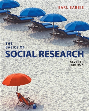 The Basics of Social Research - 9781305503076