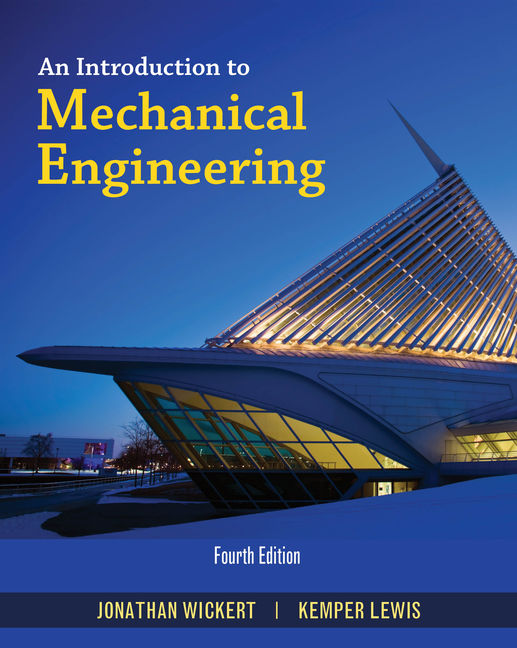An Introduction to Mechanical Engineering - 9781305635135