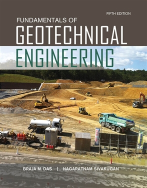 Fundamentals of Geotechnical Engineering - 9781305635180