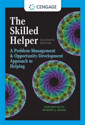 The Skilled Helper: A Problem-Management and Opportunity-Development Approach to Helping - 9781305865716