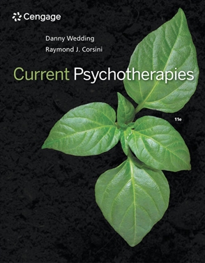 Current Psychotherapies - 9781305865754