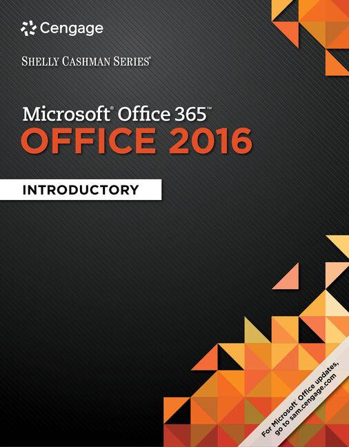 Shelly Cashman Series Microsoft Office 365 Office 2016 Buy