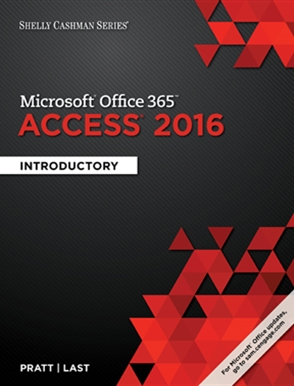 shelly cashman series microsoft office 365 access 2016 buy