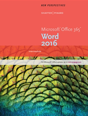 new perspectives microsoft office 365 word 2016 buy textbook
