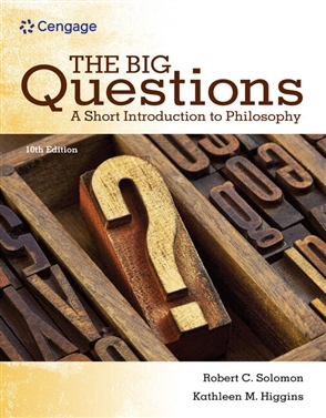 The Big Questions: A Short Introduction to Philosophy - 9781305955448
