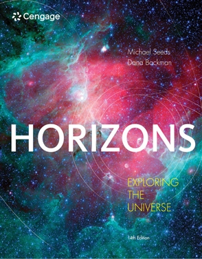 Horizons: Exploring the Universe - 9781305960961