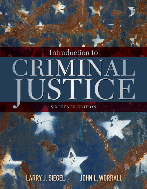 an introduction to the criminal justice and security Explore criminal justice certificates and security courses from university of phoenix learn more about our convenient online criminal justice certificates.