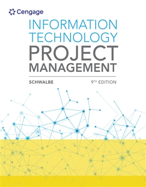 Information Technology Project Management - 9781337101356