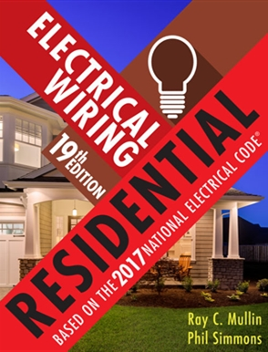 Remarkable Electrical Wiring Residential Buy Textbook Ray Mullin Wiring Digital Resources Llinedefiancerspsorg