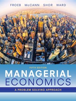 Managerial Economics - 9781337106665