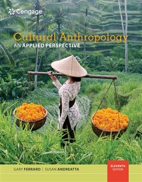 Cultural Anthropology - Buy Textbook   Gary Ferraro ...