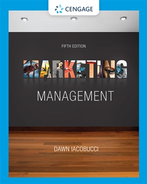 Marketing Management - 9781337271127