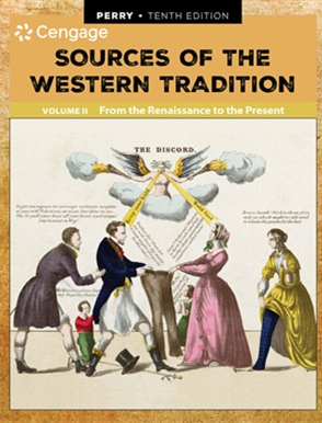 Sources of the western tradition volume ii buy textbook marvin sources of the western tradition volume ii from the renaissance to the present 2019isbn 9781337397612edition 10 fandeluxe Image collections