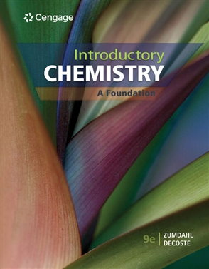 Introductory Chemistry: A Foundation - 9781337399425