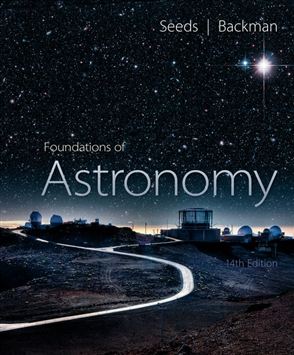 Foundations of Astronomy - 9781337399920