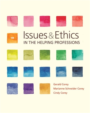 Issues and Ethics in the Helping Professions - 9781337406291