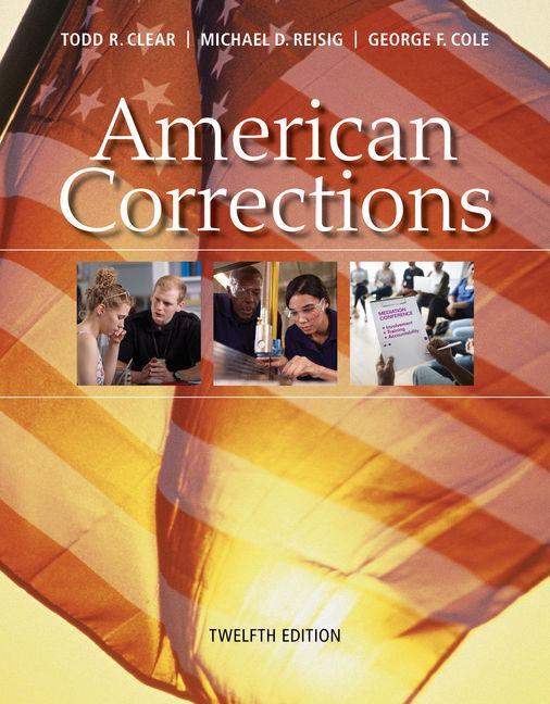 American Corrections - 9781337557658