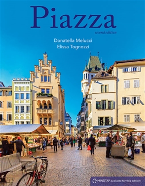 Piazza, Student Edition: Introductory Italian - 9781337565813