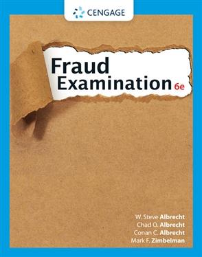 Fraud Examination - 9781337619677