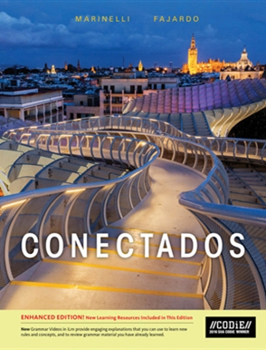 Conectados With Communication Manual Enhanced And ILrnTM Heinle