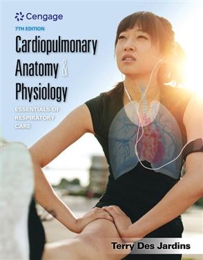 Cardiopulmonary Anatomy & Physiology - Buy Textbook | Terry