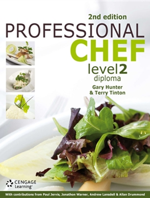 professional chef level diploma buy textbook gary hunter  professional chef level 2 diploma