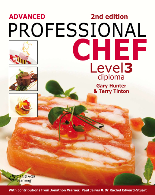 Advanced Professional Chef Level 3, Second Edition - 9781408064214