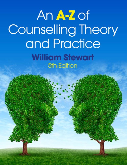 An A-Z of Counselling Theory and Practice - 9781408068045